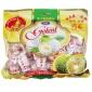 越南�M口越�第 一排糖榴�味450克糖果喜糖老牌休�e零食酥糖